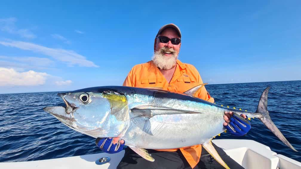 Costa Rica offshore fishing