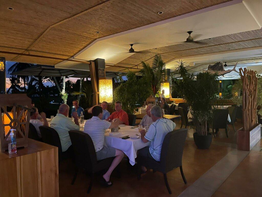 Zancudo Lodge Restaurant