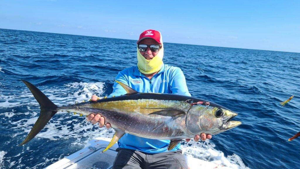 tuna fishing costa rica