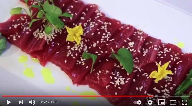 How to make sashimi video